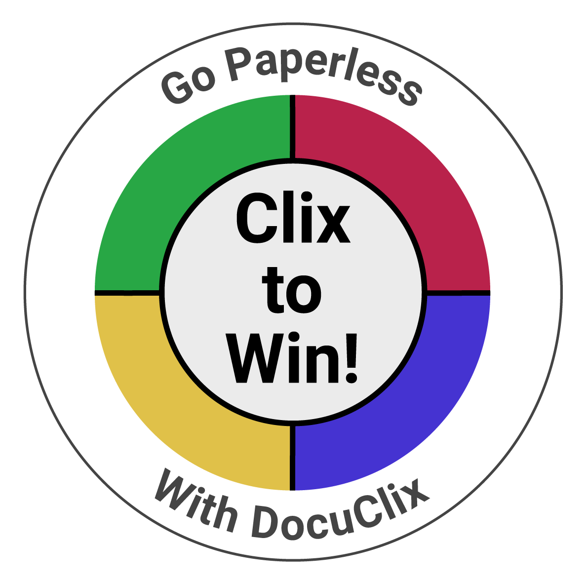 Go Paperless with DocuClix!